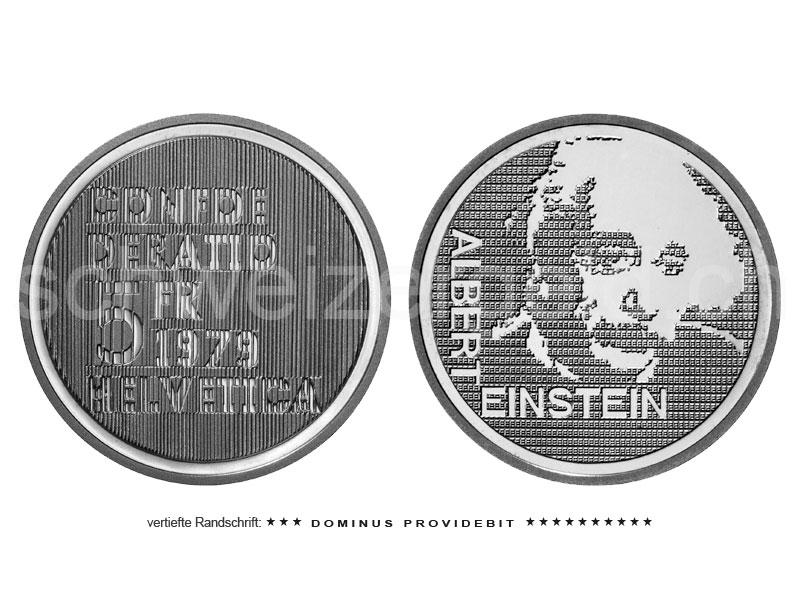 Schweizer Geld Johannes Müller Gedenkmünzen 5 Franken Cu Ni
