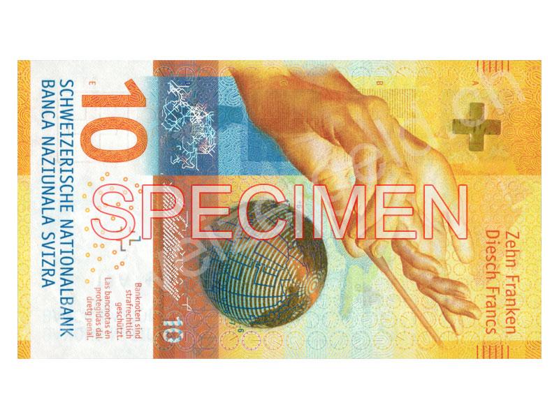 Neues Schweizer Geld